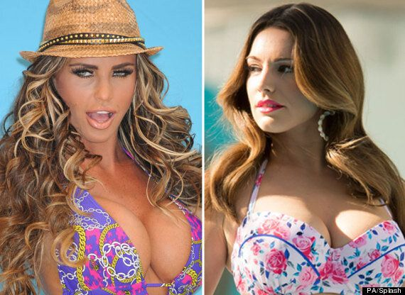 Kelly Brook Takes Aim At Katie Price's Horse Outfit On 'Celebrity Juice' As She Brands Jordan