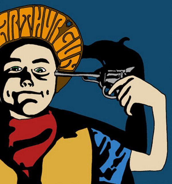 Arthur Gun: Shooting From the Hip on the London Music