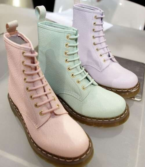 Pretty Pastels With an