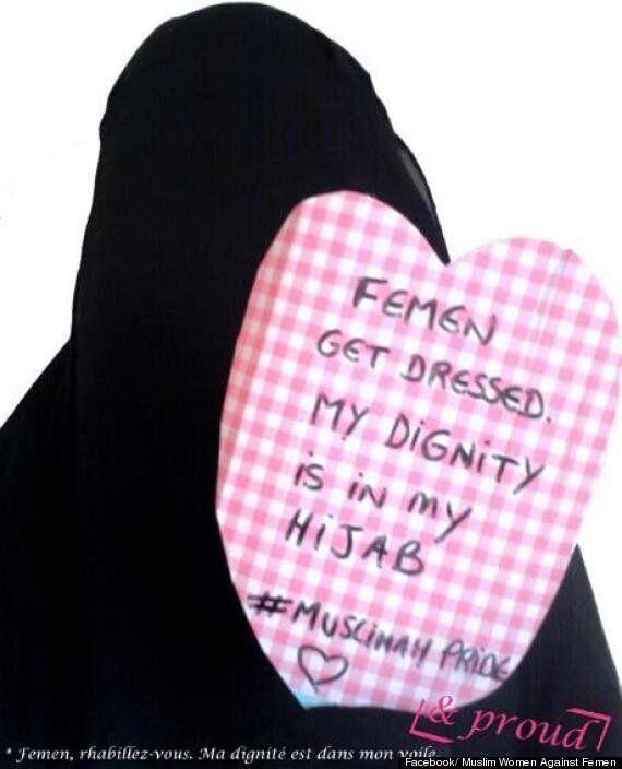 Inna Shevchenko Responds To Muslim Women Against Femen's Open Letter In Wake Of Amina Tyler Topless