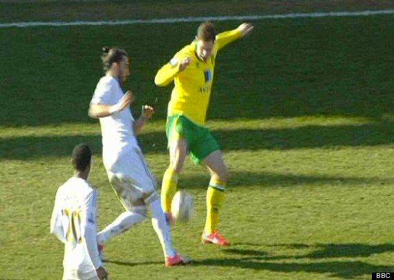 Grant Holt Tackle On Chico Flores: FA Won't Ban Norwich