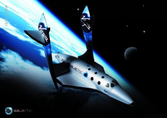Tom Cruise Wants A Ticket For Virgin Galactic's Space