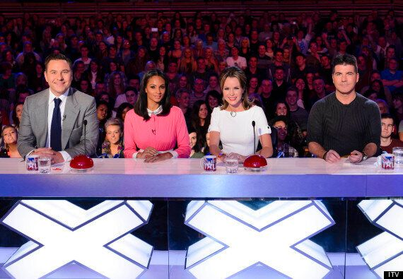 'Britain's Got Talent' Judges Reveal Simon Cowell Never Wears