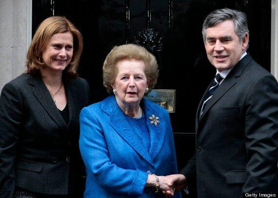 Margaret Thatcher Dead: Tony Blair, Gordon Brown And John Major Pay
