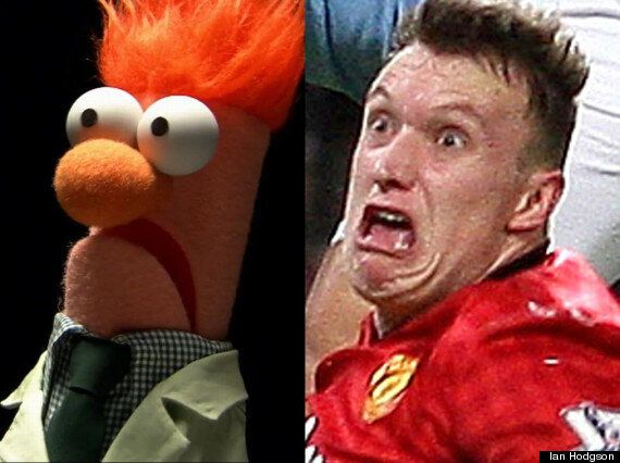 Phil Jones Faces: Manchester United Star Who Has More Expressions Than Jim Carrey