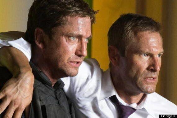 'Olympus Has Fallen' Star Gerard Butler: 'I Train Harder Than Anybody, I Want Them To Say