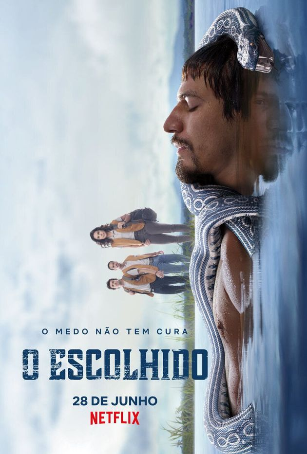 'O Escolhido', a 1ª série brasileira de suspense sobrenatural da