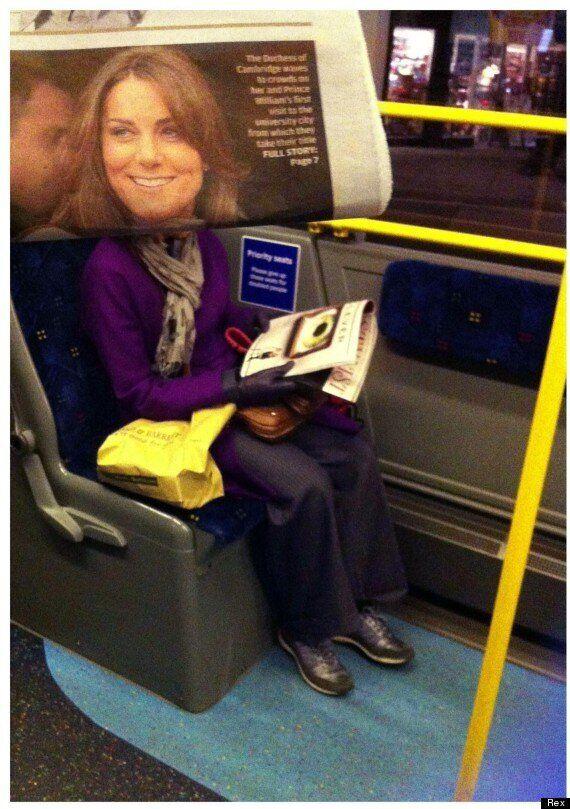 Head Of A Newspaper, Body Of A Commuter