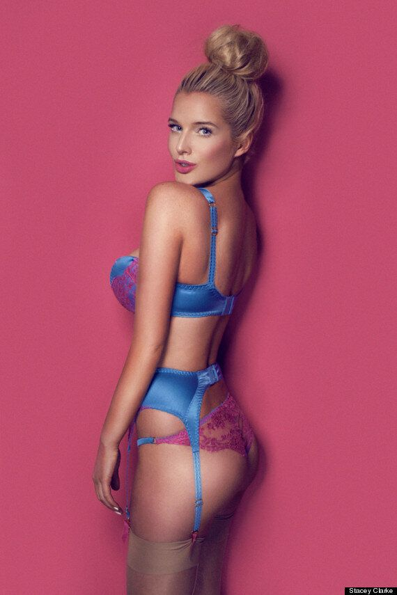Helen Flanagan Poses In Her Undies (Again) In Sexy New Shoot