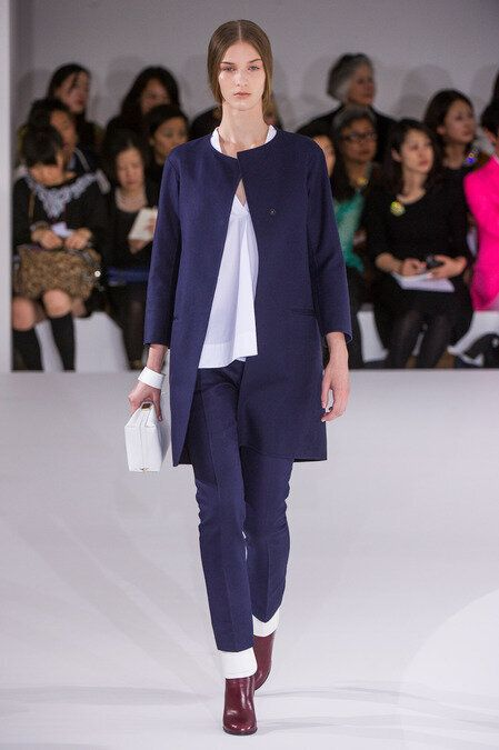 Parlez-Vous Fashion: In Which Navy Trumps