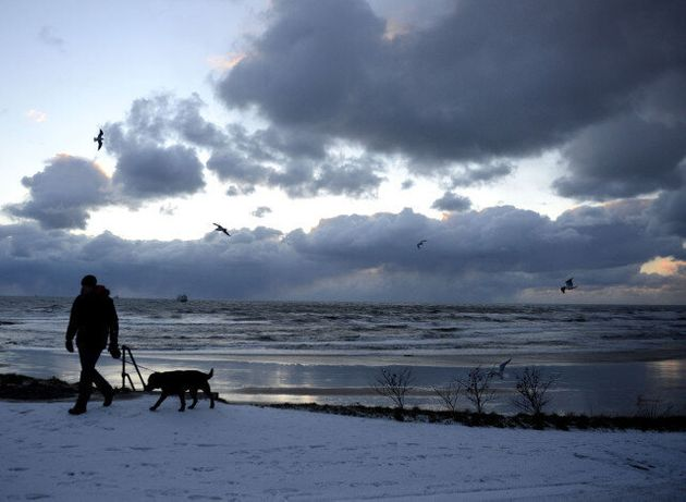 Climate Change 'Causing Colder British Winters' Says Met Office Chief