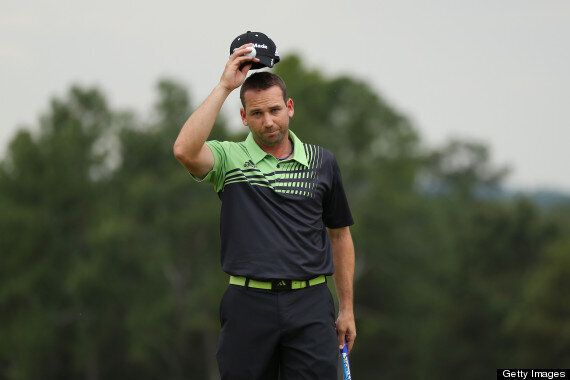 US Masters: Marc Leishman And Sergio Garcia Lead At Augusta