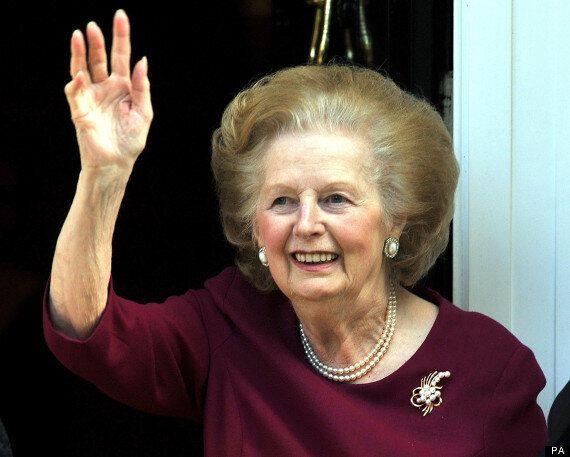 Geri Halliwell: 'I Was Weak To Delete Margaret Thatcher