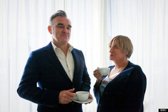 'Victoria Wood's Nice Cup Of Tea' Review Episode 2 - Taking Tea With Morrissey And
