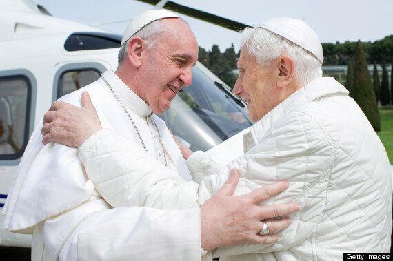 Vatican Denies Rumours That Pope Emeritus Benedict XVI Is In Serious Ill
