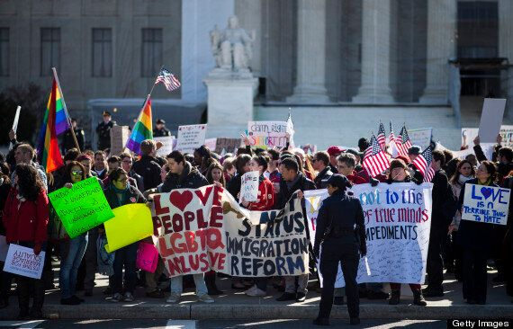 Gay Marriage: The 21st Century's 'Unstoppable Global Trend'