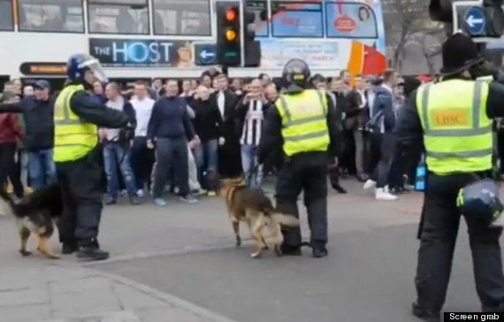 Newcastle Violence Leads To 27 Arrests In City Centre After Local Derby With