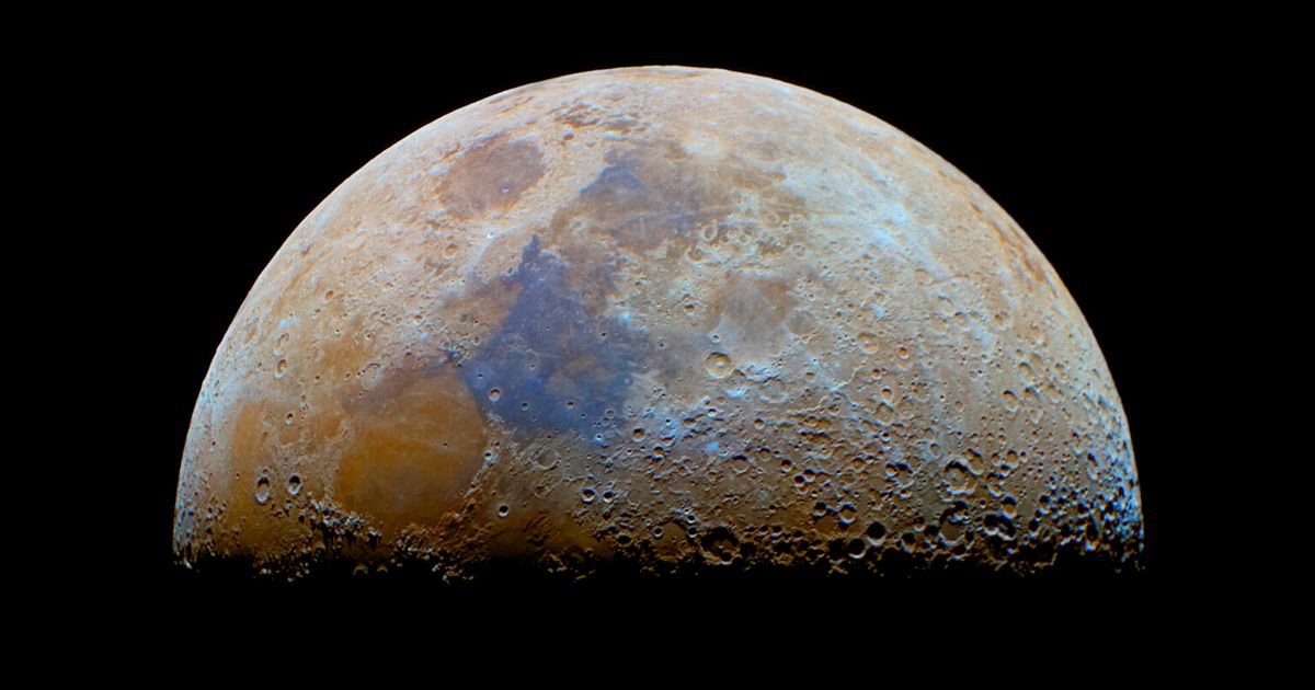 Venus in IR, 14 May 2020 | British Astronomical Association