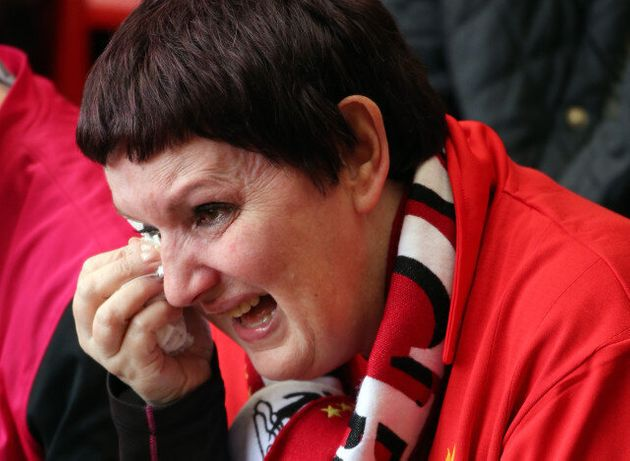 Hillsborough Memorial: Thousands Pay Tribute To The
