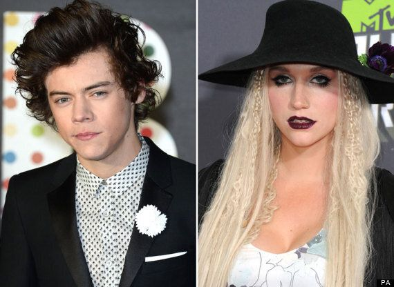 Ke$ha: 'Harry Styles And I Have Been