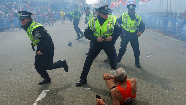 Civilian Responses at the Boston Marathon Show the Very Best of Human