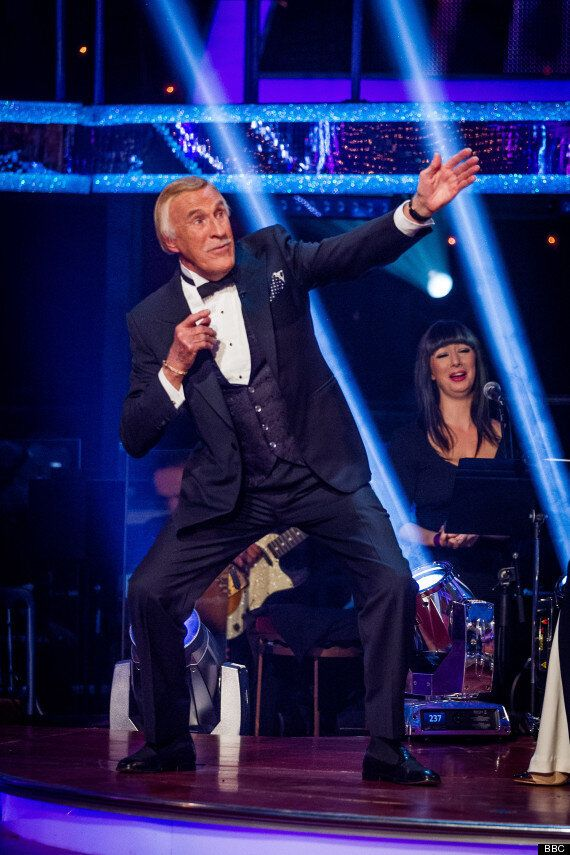 Bruce Forsyth Fuels 'Strictly Come Dancing' Quit Rumours With Winter