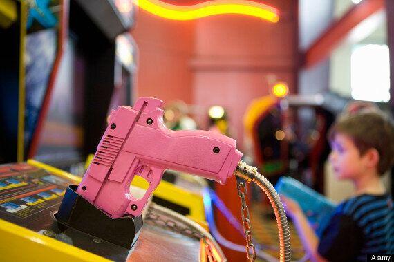 US Lawmaker Tries To Ban Violent Arcade Games That Don't