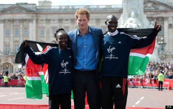 Prince Harry To Attend London Marathon Despite Boston