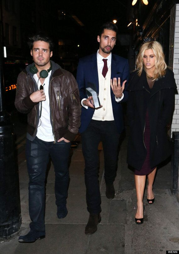 Made In Chelsea's Spencer Matthews And Louise Thompson Split Confirmed By