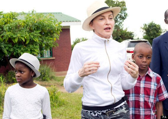 WATCH: Madonna Defends Herself From Criticism Of 'Diva Behaviour' By Malawi Government