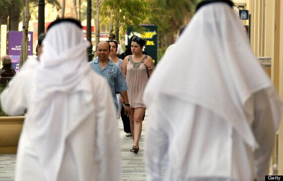 Three Emirati Men Ejected From Saudi Arabian Festival By Religious Police 'For Being Too