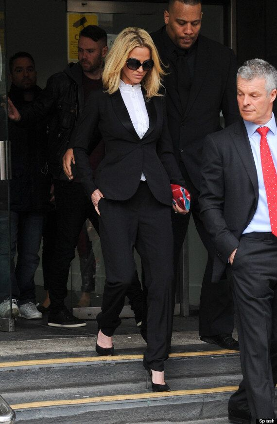 Sarah Harding Gets Six-Month Driving Ban And £500 Fine Following