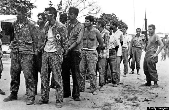 Bay Of Pigs 52nd Anniversary Remembers Disastrous CIA Backed Invasion Of Cuba