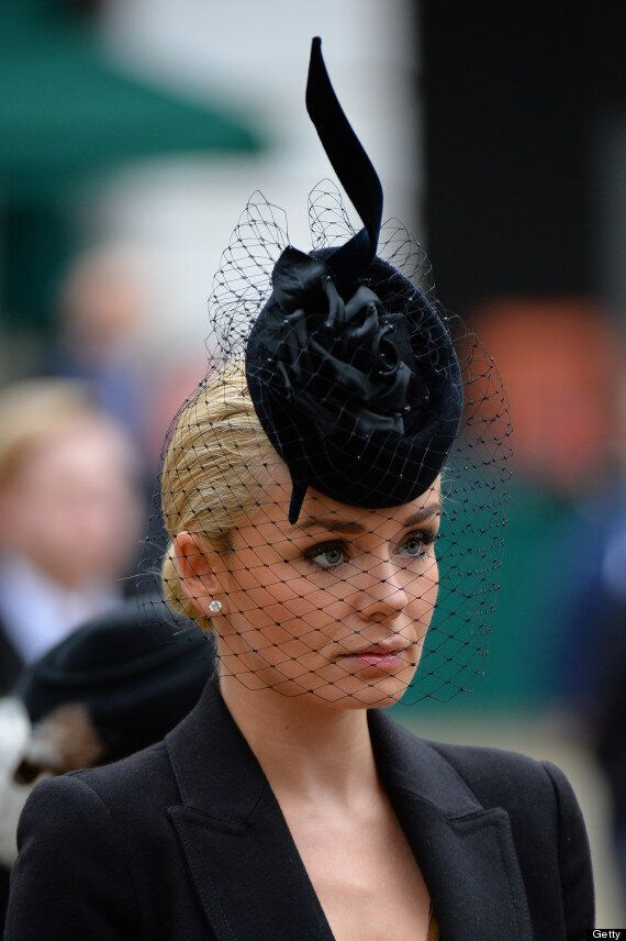Margaret Thatcher Funeral: Katherine Jenkins Leads Celebrity Attendees