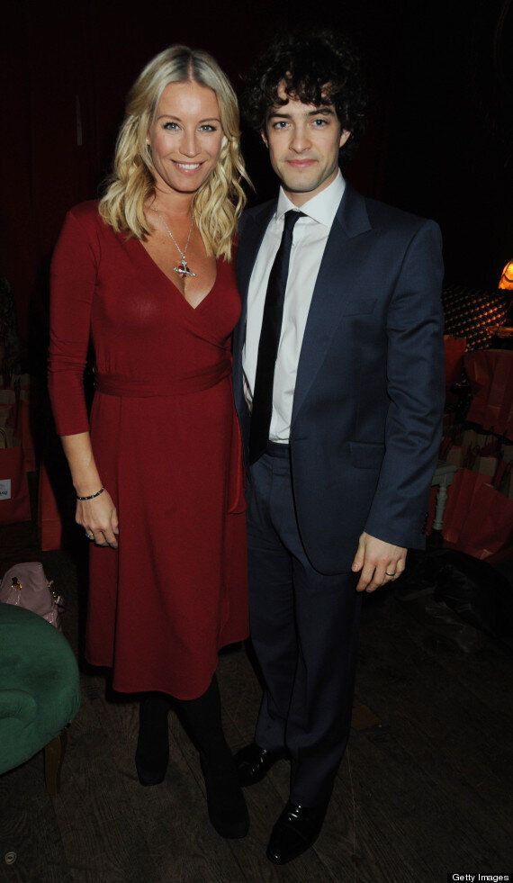 Denise Van Outen Admits Marriage To Lee Mead Is 'Under