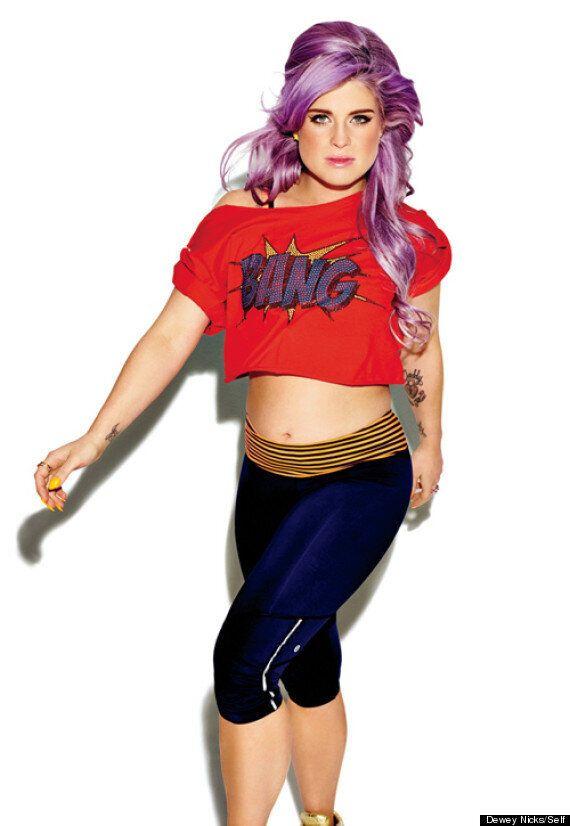 Kelly Osbourne Bikini Shoot: Star Talks Weight Loss To Self Magazine