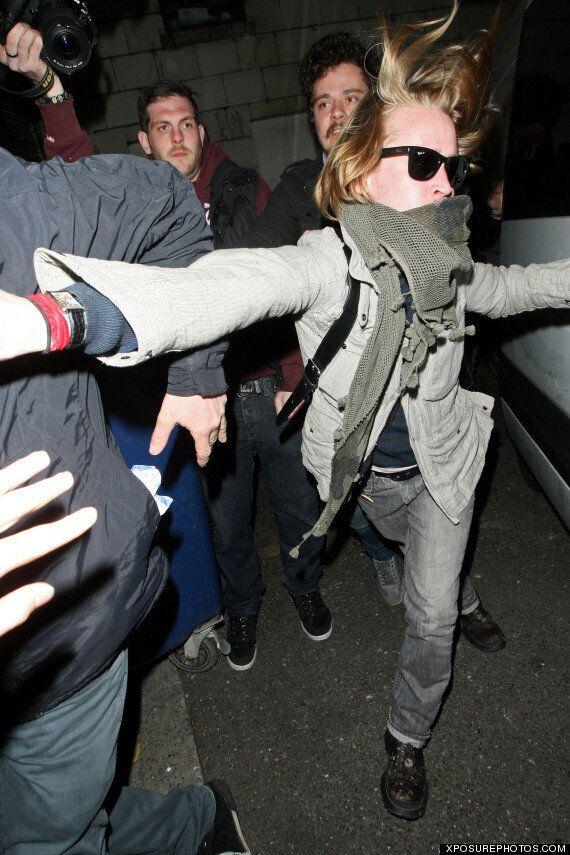 Macaulay Culkin Launches A Justin Bieber-Style Attack On Paparazzi