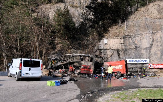 Maurice Wrightson Named As British Driver Killed In French Alps