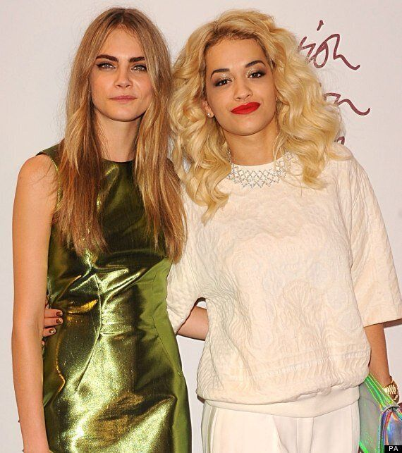 Cara Delevingne 'Enlists Rita Ora To Help Launching Singing