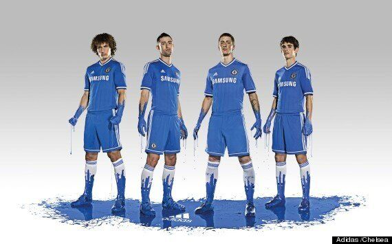 Chelsea New Kit Revealed.. And Guess What? It's Blue!