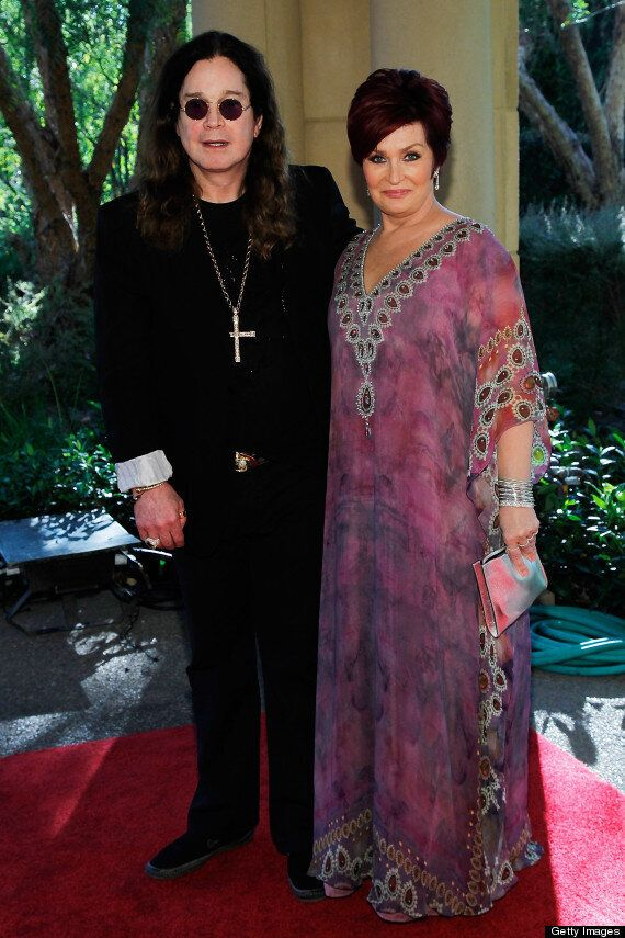 Sharon Osbourne Tells Ozzy: 'Quit Booze And Drugs Or Our Marriage Is