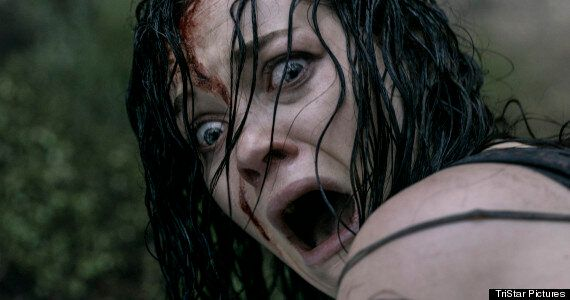 Jane Levy, Star Of 'Evil Dead' Remake, Reports On 'The Worst They Had Me