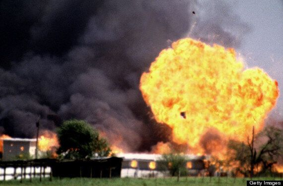 Waco Siege 20th Anniversary And 18 Years Since Oklahoma City Bombing By Timothy