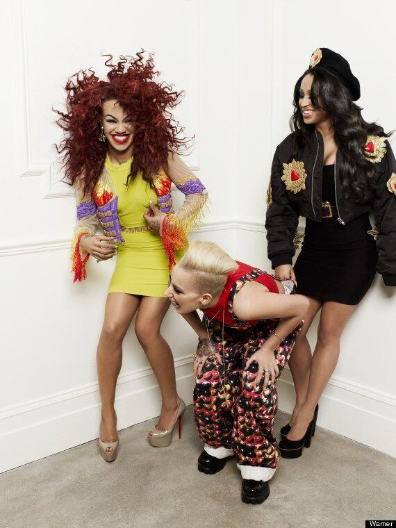 Stooshe Interview: 'Slip' Singers On Being The Next Big Girlband, Simon Cowell And 'The Big