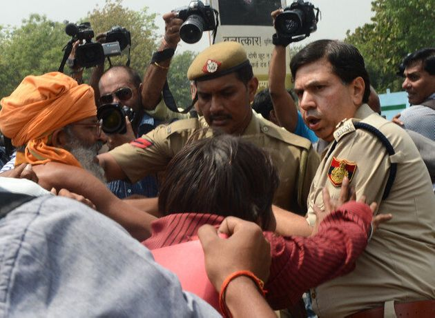 India: Five-Year-Old Girl Brutally Raped In New