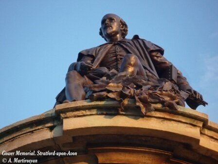 The Bard, the Birthday and the Facebook