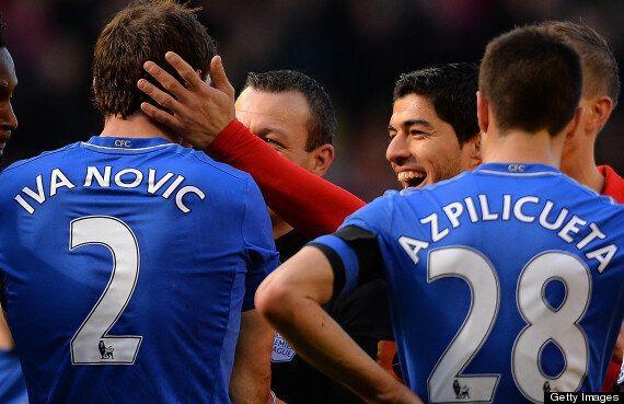 Luis Suárez Bites Branislav Ivanović: Liverpool Won't Sell