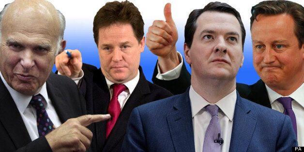 Downing Street Insists Cabinet Not Split On Economy, Defends Cabinet Secretary's