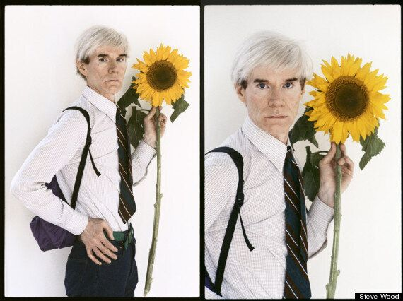 Andy Warhol Portraits Go On Display For First Time In New York