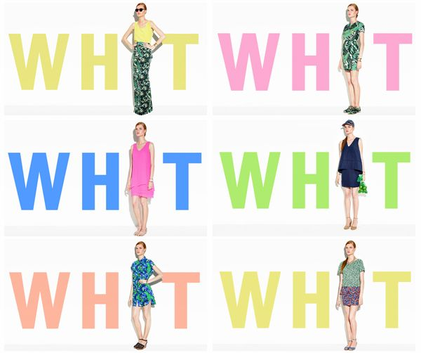WHIT - Cool, Colourful, Mix and Match NYC